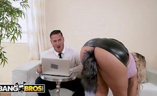 Arquivo sexual de foda com a secretária safada